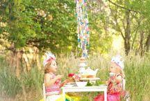 Little girls / by Danielle Whitehead