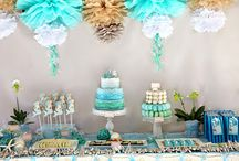 Under the Sea Party Inspiration / Under the Sea Party Inspiration / by Christy of Itsy Belle