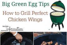Green Egg Grill / by Kim N Rick Gray