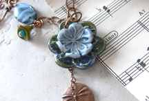 Jewelry I made / by Pretty Things Blog :: Lori Anderson Designs