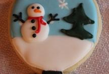 Cookie decorating / by Sarah Panezott-Jones