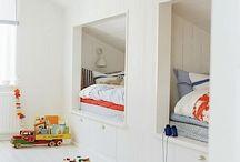 Børneværelset / Kids room / by VoresStjerner