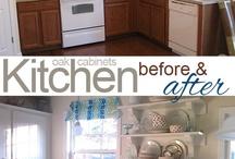 Kitchen Mood Board / by Danielle Bowser