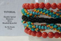 Beading Tutorials and Jewelry / by My Beads 4 You