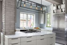 Interiors: Kitchen / by Brittany Brown
