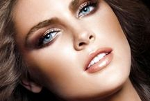Makeup for blue eyes / by Barbara Busch