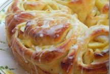 Yeasted Feats / Bread recipes galore! / by Kate ~ FoodBabbles.com