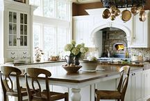 Country kitchens / by Kristin Winterhoff