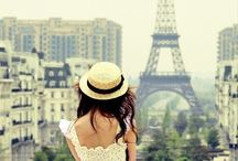 Je t'aime Paris / by Heather Bullard