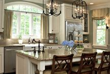 Kitchens / by Amy Gooden