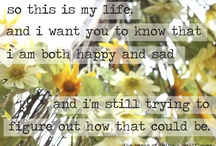 words of wisdom / by Tiffany Daly