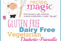 Dairy and gluten free / by Melissa Vanausdoll