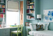 Interiors - Kids Bedrooms / by Tara Kraus