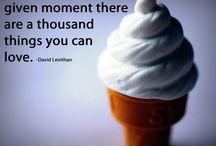Quotes♥ / by Jestene LeShay