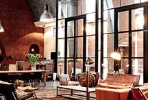 Inspirational Interiors / by Isabel Coetzee
