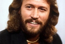 """Barry Gibb /the """"Bee Gees"""" / by Diane Tomsovic"""