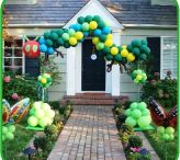 1st Birthday - The Very Hungry Caterpillar / by Living Luxe for Less