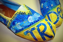 Tri Delta / by Taylor Renfro