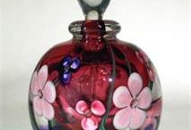 Perfume bottles / by Marianne Bondalapati