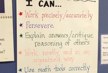 Anchor Charts - Math / by Nicole Stevens