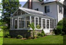 Conservatories & Sunrooms / by Susan H