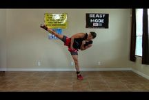 Kickboxing / by Michelle Rice