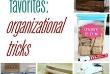 Organization / by Danielle Tomicich