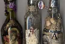 Altered Bottles / by Bridget Lodahl