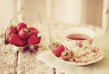 tea time / by Rebecca Forster