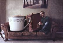 Books, Books, Books  / Reading is one of my favorite things to do.   / by Debbie Lunsford