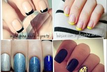 Nails: Chic n Sleek / by Dot Flow