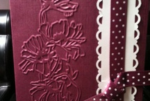 Embossed cards / by Connie Ploch