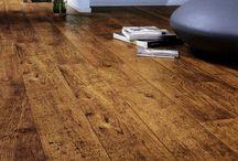 Basement floor options / by Melanie Peets