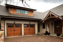 Stain Grade / by Carriage House Door Company