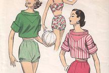 Sewing Pattern Wishlist / by Casey K.