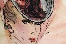Fashion Illustrations / by Helen Demczuk