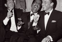 The Rat Pack / They were the epitome of cool. / by Trixie Robinson