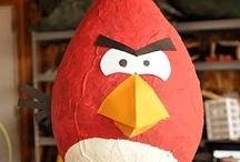 Angry Birds - DIY & gadgets / by Dominika Turek