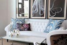 Home Decor - Artwork Inspiration / by Fabric Paper Glue