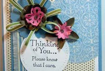 Stamping - Thinking of You / by Melanie Simington