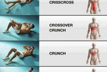 Workout-Exercise / by Cheri Jansen