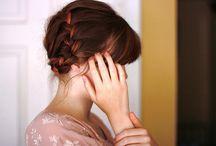 hair ideas / by Jenn Kelly