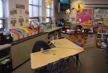 Classroom Ideas / by Crystal Allen