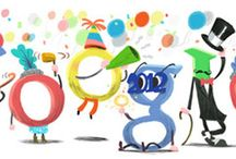 google doodles / by bebe (brenda glenn)