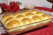 dinner rolls  / by Jan McCleary