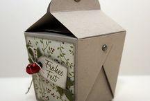 Box / by Stampin' Up! - Stempelwiese - Steffi Helmschrott
