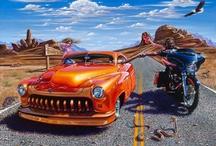 Kewl Rides / by Ernie Martinez