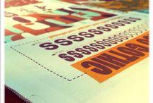 Photo-Letting Exhibition / FANATICAL MECHANICAL: PHOTO-LETTERING & THE PASTE-UP ERA  Chapman University Guggenheim Gallery – Orange, CA  February 6 - March 9, 2012   http://u.djchuang.com/wAij2Y / by DJ Chuang
