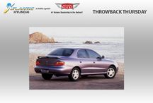 Fun! / Throwbacks, Giveaways, and Fun For Car Enthusiasts!! / by Atlantic Hyundai