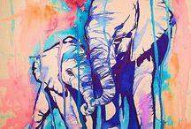 elephants / by Annalise